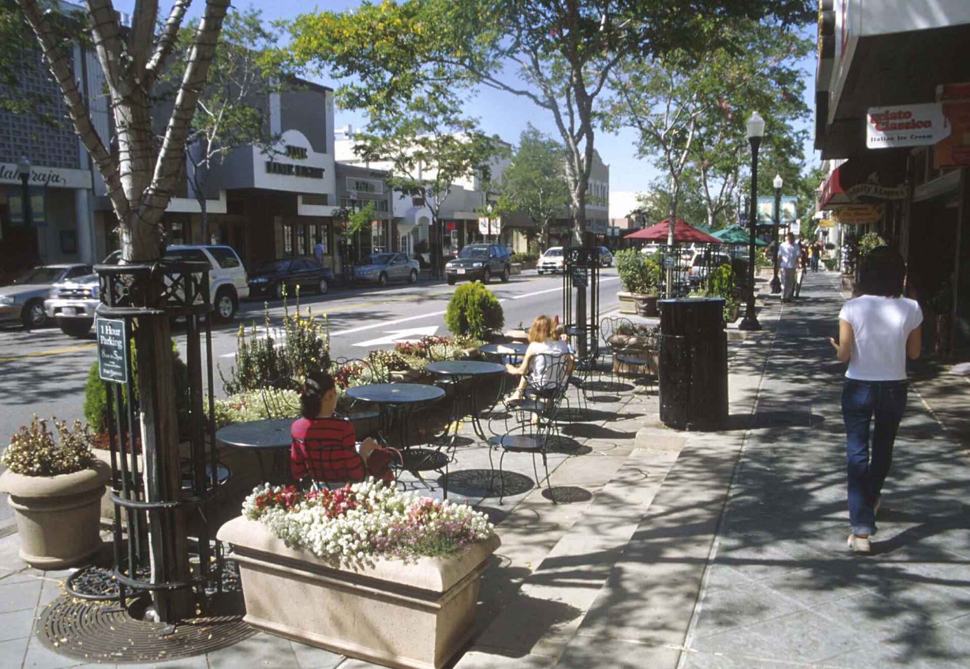 Castro Street Castro Street Was Included in